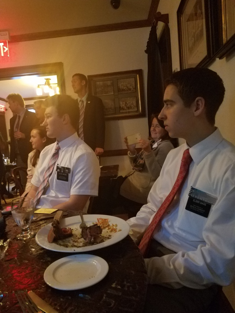 Mory's Yale Club